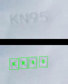 OCR KN95