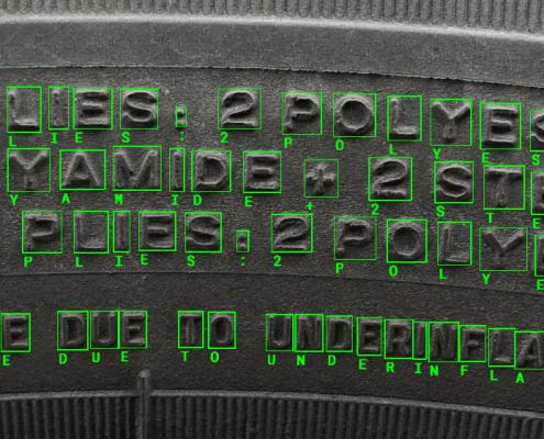 Tire Print Example 3